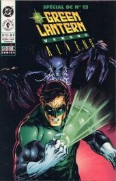 Spécial DC -12- Green Lantern versus Aliens