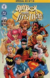Spécial DC -18- Spyboy Young Justice