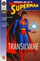 Spécial DC -7- Superman - Transilvane