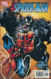Spectacular Spider-Man Vol.2 (The) (Marvel comics - 2003) -1- The hunger part 1
