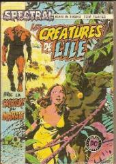 Spectral (3e série) -1- Les créatures de l'île