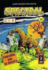 Spectral (1re série) -12- Funérailles pour un monstre