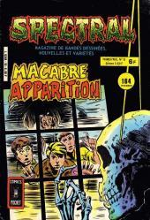 Spectral (2e série) -18- Macabre apparition