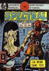 Spectral (2e série) -6- La reine sans tête