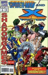 Spider-Man and X-Factor (1994) -2- Shadowgames part 2 : shadowclash