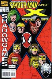 Spider-Man and X-Factor (1994) -3- Shadowgames part 3 : shadowfall