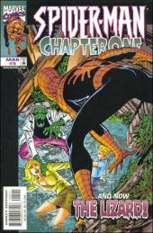 Spider-Man: Chapter one (1998) -5- Lost faces