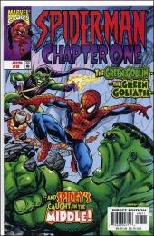 Spider-Man: Chapter one (1998) -8- Green death beneath the desert