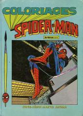 Spider-Man (Autres) -1- Coloriages Spider-Man