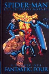 Spider-Man (et les héros Marvel) -5- L'épopée des Fantastic Four