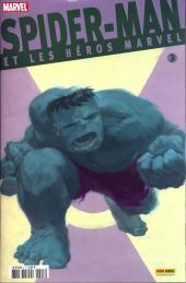 Spider-Man (et les héros Marvel) - Fascicules -3'- Tome 3