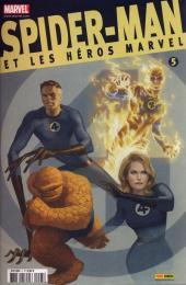 Spider-Man (et les héros Marvel) - Fascicules -5'- Tome 5