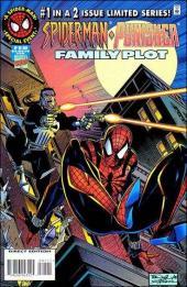 Spider-Man/Punisher: Family plot (1996) -1- Family plot part 1 : the fall