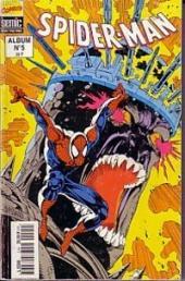 Spider-Man (Semic) -REC05- Album N°5 (n°9 à n°10)