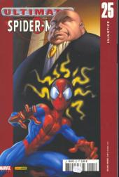 Ultimate Spider-Man (1re série) -25- Injustice
