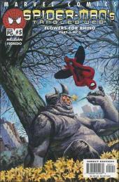 Spider-Man's Tangled Web (2001) -5- Flowers for rhino part 1: rhinoplasty