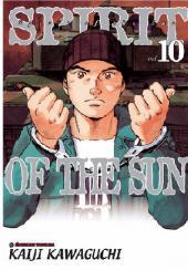 Spirit of the Sun -10- Insurrection au nord japon
