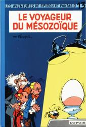 Spirou et Fantasio -13c75- Le voyageur du mésozoïque