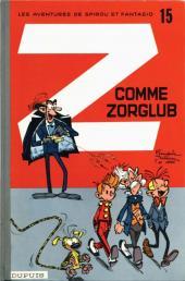 Spirou et Fantasio -15- Z comme Zorglub