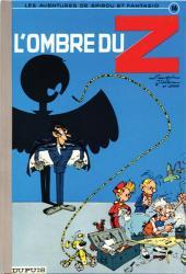 Spirou et Fantasio -16c74- L'ombre du Z