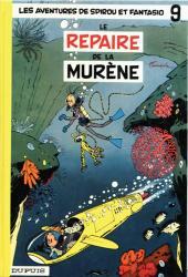 Spirou et Fantasio -9c73- Le repaire de la murène