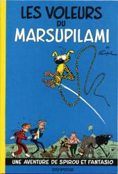 Spirou et Fantasio -5b68- Les voleurs du Marsupilami
