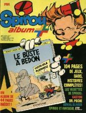Spirou (Almanachs & Album+) -6- Spirou Album+ n°1