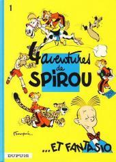 Spirou et Fantasio -1d1976- 4 aventures de Spirou ...et Fantasio