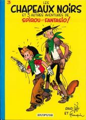 Spirou et Fantasio -3d72- Les chapeaux noirs