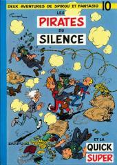 Spirou et Fantasio -10a64- Les pirates du silence