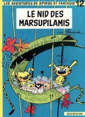 Spirou et Fantasio -12a64- Le nid des Marsupilamis
