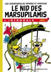 Spirou et Fantasio (L'intégrale Version Originale) -0- Le nid des Marsupilamis