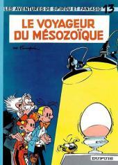 Spirou et Fantasio -13b73- Le voyageur du mésozoïque
