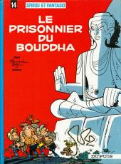 Spirou et Fantasio -14a66- Le prisonnier du Bouddha