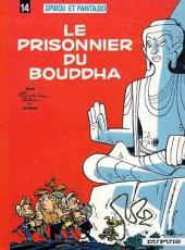 Spirou et Fantasio -14b72- Le prisonnier du Bouddha