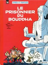 Spirou et Fantasio -14c74- Le prisonnier du Bouddha