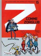 Spirou et Fantasio -15Ind- Z comme Zorglub