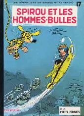 Spirou et Fantasio -17a64- Spirou et les hommes bulles