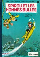 Spirou et Fantasio -17b68- Spirou et les hommes-bulles