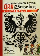 Spirou et Fantasio (L'intégrale Version Originale) -1- QRN sur Bretzelburg