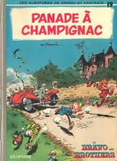 Spirou et Fantasio -19- Panade à Champignac