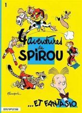 Spirou et Fantasio -1c1972- 4 aventures de Spirou ...et Fantasio
