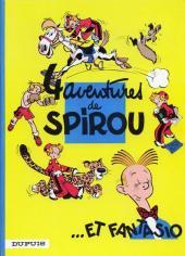Spirou et Fantasio -1b1966- 4 aventures de Spirou ...et Fantasio