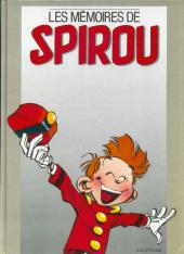 Spirou et Fantasio -2- (Divers) -H- Les mémoires de spirou