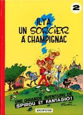 Spirou et Fantasio -2c71- Il y a un sorcier à Champignac