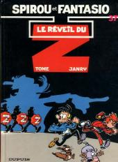Spirou et Fantasio -37c93- Le réveil du Z