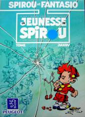 Spirou et Fantasio -38Pub- La Jeunesse de Spirou