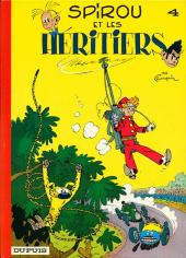 Spirou et Fantasio -4b71- Spirou et les héritiers