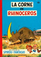 Spirou et Fantasio -6c75- La corne de rhinocéros