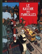 Spirou et Fantasio (en langues régionales) -Brux- Le Kastar des Marolles